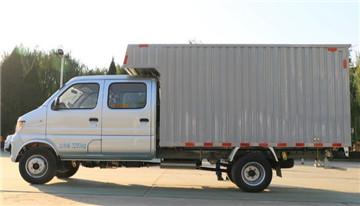 五菱箱式小货车_微型2.2米小厢货2.8米箱式小货车参数报价图片_物流公司电话回程 ...